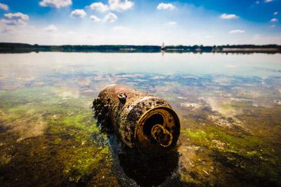 آلودگیهای آب لولهکشی شهری