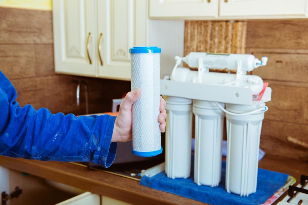 راهنمایی عیبیابی و تعمیر دستگاه تصفیه آب خانگی-بخش اول